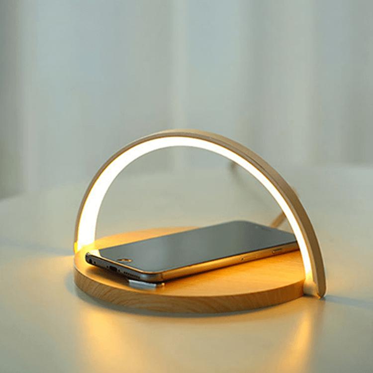 무선 충전기 램프