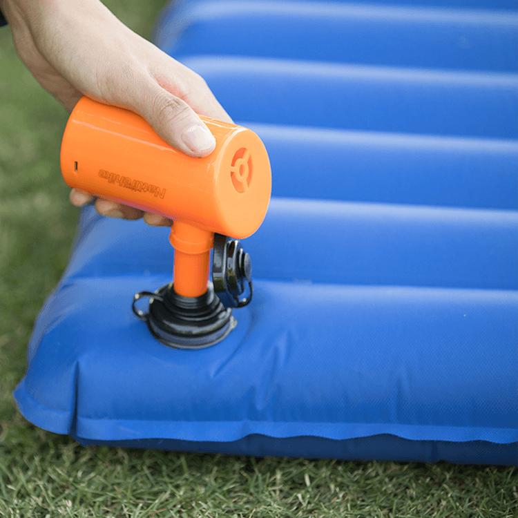 캠핑용 공기 펌프