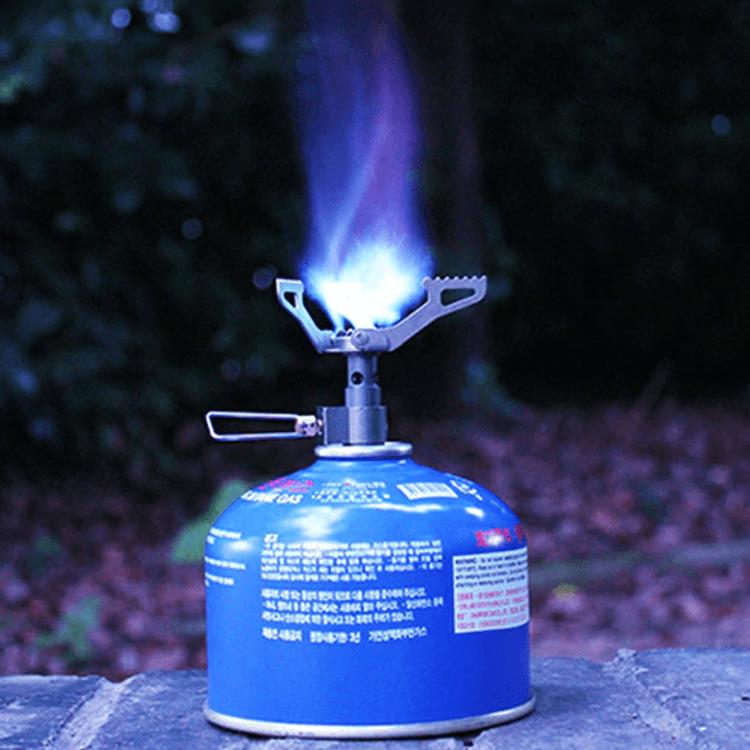 초경량 가스 스토브