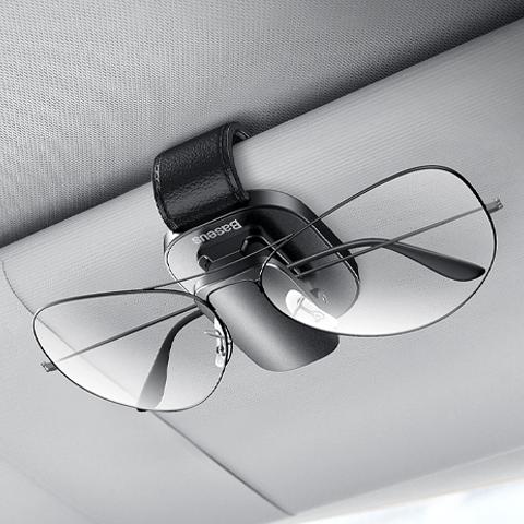자동차용품 선글라스거치클립 썬바이저 햇빛가리개