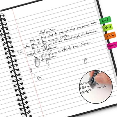 스마트노트 Erasable Note 지워지는 노트 노트추천 신기한 제품