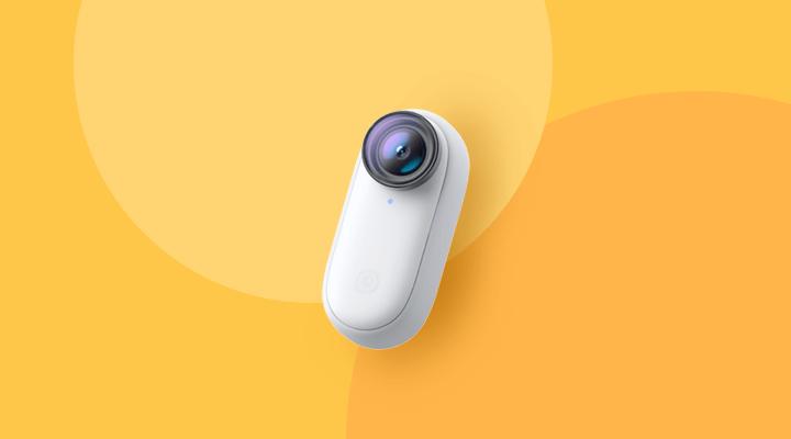 인스타 360 GO2 – 세계에서 가장 작은 액션캠