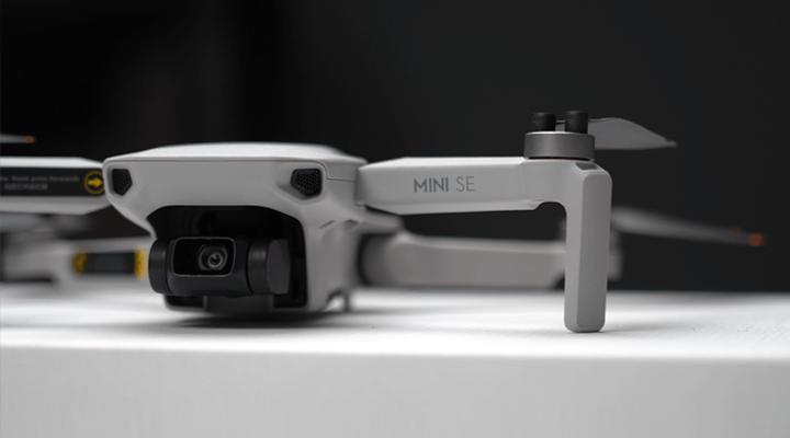 DJI MINI SE 드론계의 애플 DJI가 만든 가성비 입문자 드론